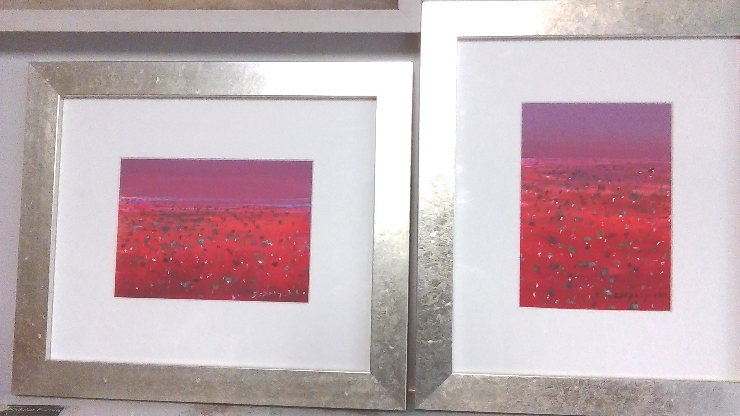 Glorious Vistas 1.&2 Pair - Faye De Pasquale - Buy Art Work